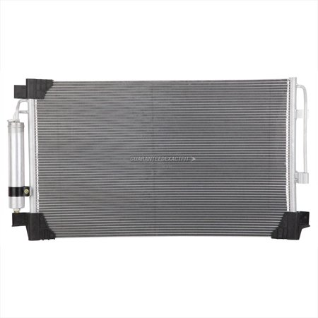 A/C AC Condenser Drier For Nissan Altima 2013 2014