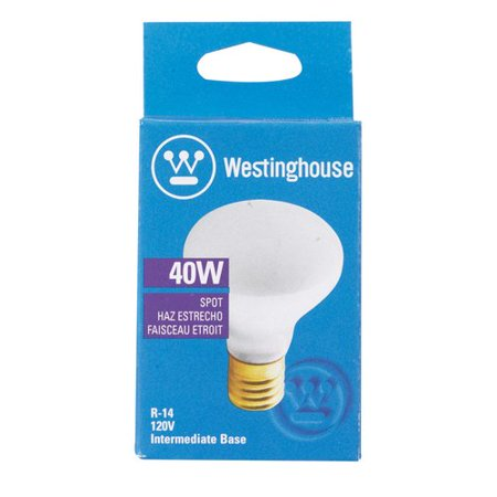 Westinghouse Lighting 40W E17 Dimmable Incandescent Edison Spotlight Light Bulb