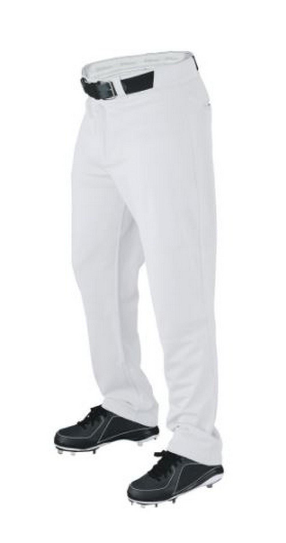 Blue Grey Medium Wilson Mens Pro T3 Relaxed Fit Baseball Pant