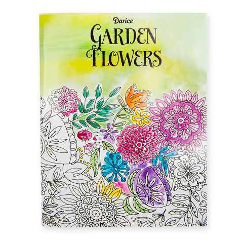 Adult Flower Coloring Book - Walmart.com - Walmart.com