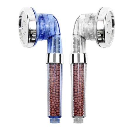 3 Modes Bath Shower Adjustable Jetting Shower Head High Pressure Saving Water - image 1 of 7