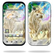 Skin Decal Wrap for LG myTouch Q C800 Cell Phone sticker Fantasy Angel