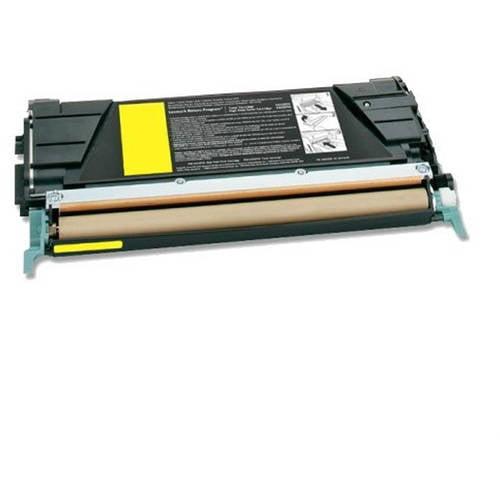 Universal Inkjet Premium Compatible Lexmark C734A2YG Cartridge, Yellow