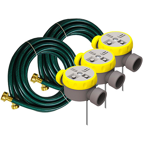 Nelson Rainscapes Lawn Watering System 50182 Sprinkler Kit by