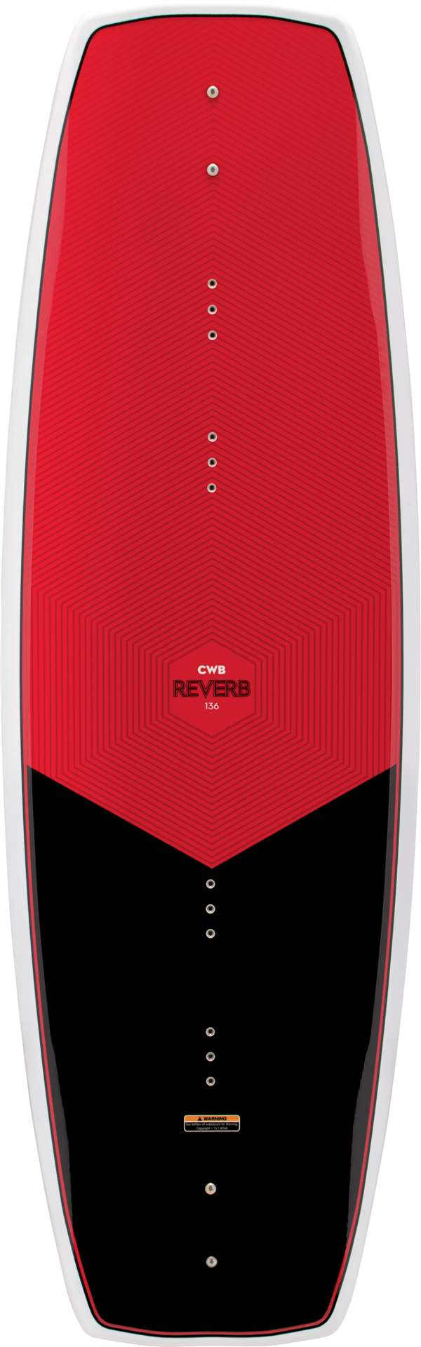 Reverb Wakeboard 136 cm by Connelly