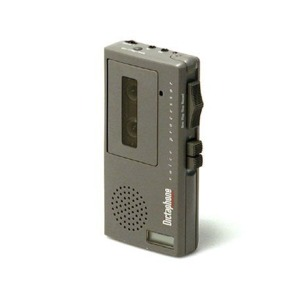 Dictaphone 3254 Refurbished Micro Cassette Voice Recorder by Dictaphone