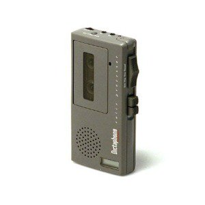 Dictaphone 3254 Refurbished Micro Cassette Voice Recorder by