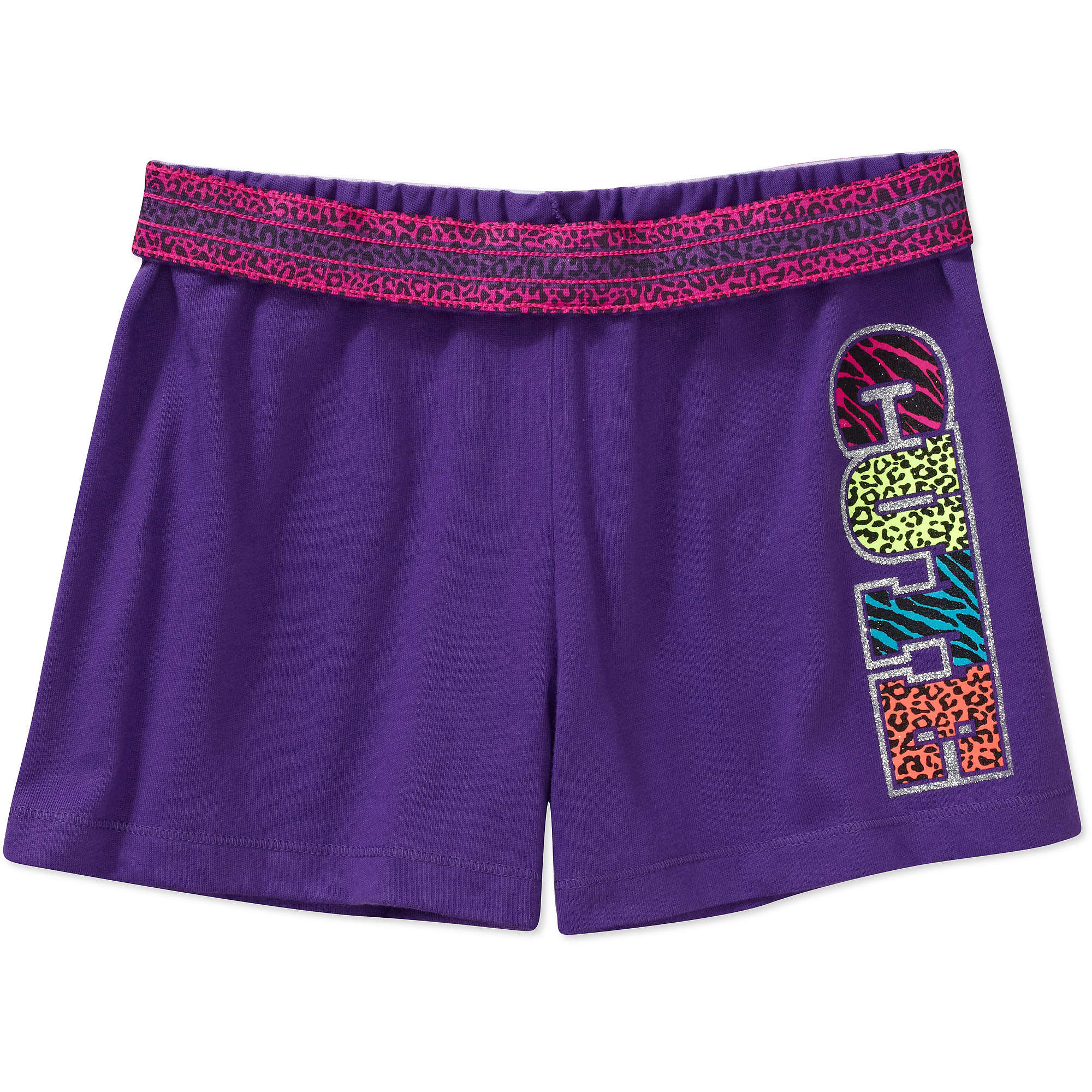 Faded Glory Girls' Mix and Match Short