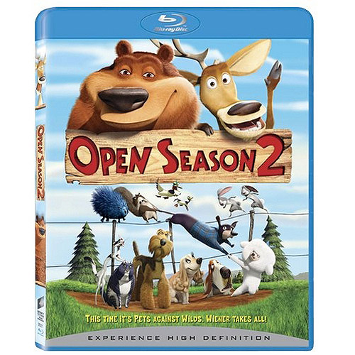 Open Season 2 (Blu-ray)