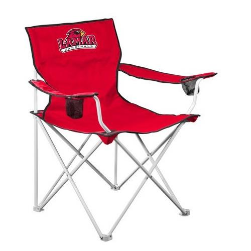 Lamar Cardinals Official Deluxe Chair by Logo Chair Inc.
