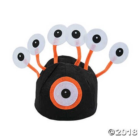 Kid's Eyeball Hat