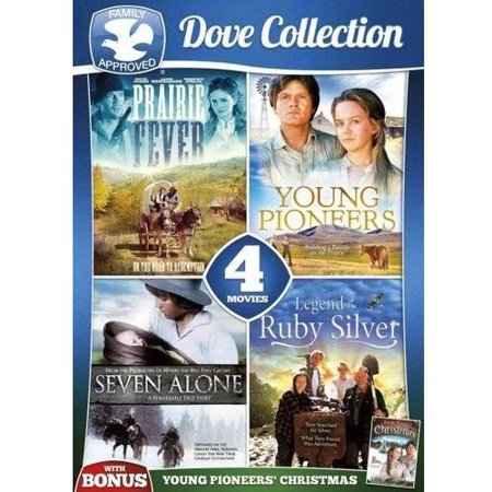 Silver Young Line - Dove Collection: Prairie Fever / The Young Pioneers / Seven Alone / Ruby Silver