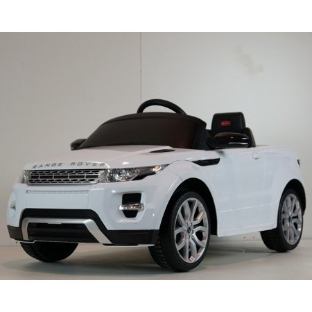 New Official Range Rover 12V Kids  Boys  Girls Ride On Car  Rc Mp3  Lights
