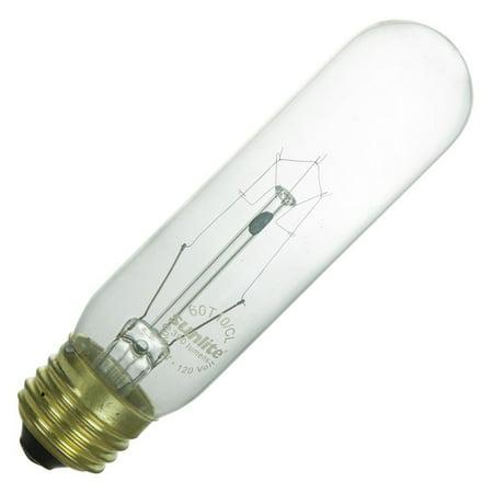 SUNLITE 40w T10 120v Medium Base Clear Bulb