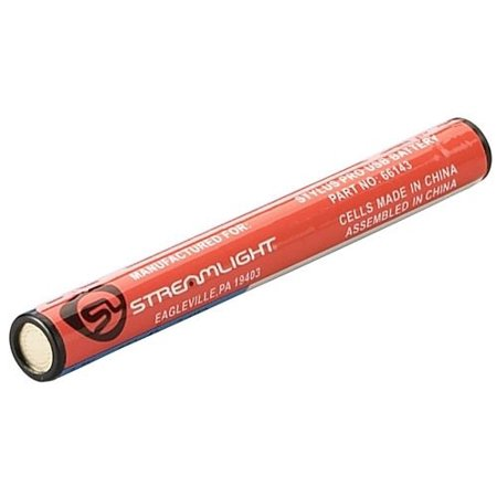 (Streamlight Stylus Pro USB 66143 Replacement Battery 3.7V/660 mAh/Lithium Ion)