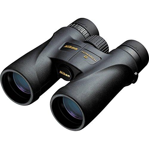 Nikon MONARCH 5 8x42 Binocular (Black) with Accessories | 7576 by Nikon