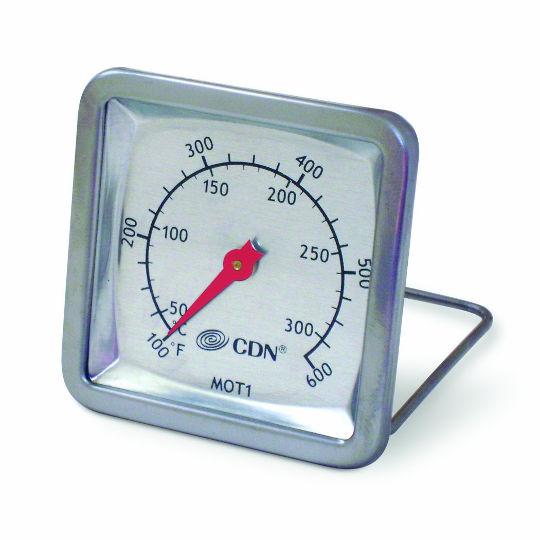 Click here to buy CDN Multi-Mount Oven Thermometer by CDN.