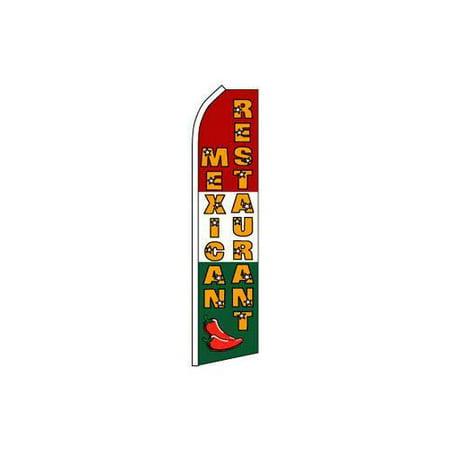 Flagimporter Mexican Restaurant Super Flag Asf207