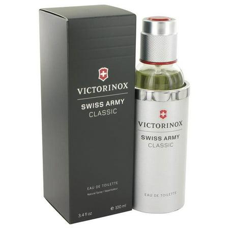 SWISS ARMY by Swiss Army Eau De Toilette Spray 3.4 oz ()