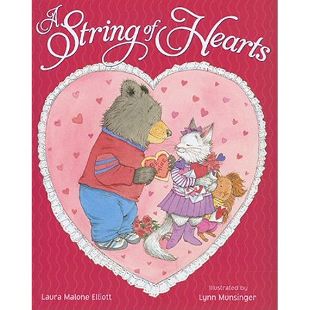 A String of Hearts (Hardcover) ()