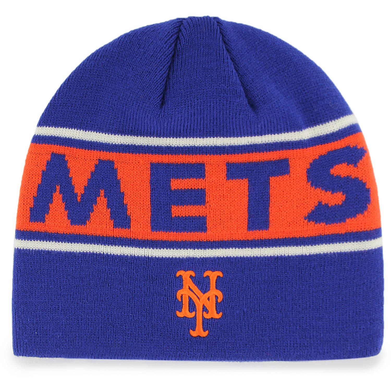 MLB New York Mets Bonneville Knit Beanie by Fan Favorite