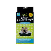 Litter Box Liner Bags (Pack Of 24)