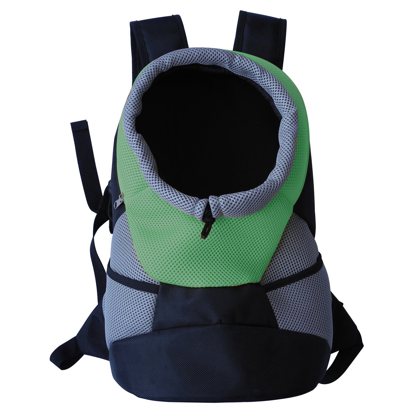 Pet Life On-the-Go Supreme Travel Bark-Pack Backpack Pet Carrier by Pet Life