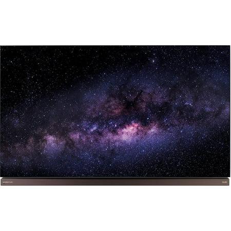 LG OLED65G6P –  Flat 65-Inch 4K Ultra HD 3D Smart OLED TV
