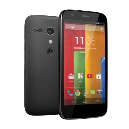 "Refurbished Motorola Moto G 4.5"" 5MP 1.2GHZ, 16GB Prepaid XT1058"