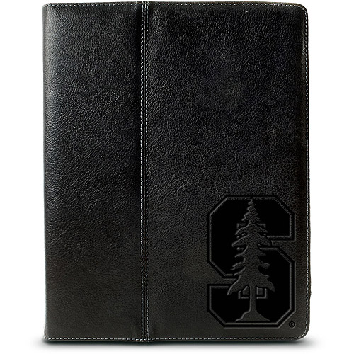 Centon iPad Leather Folio Case Stanford University