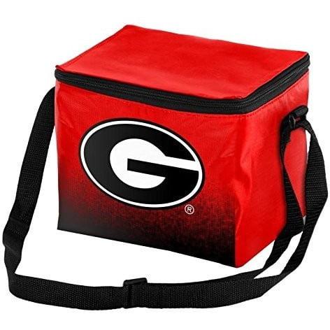 Georgia Bulldogs NCAA 2016 Gradient 6 Pack Cooler Bag