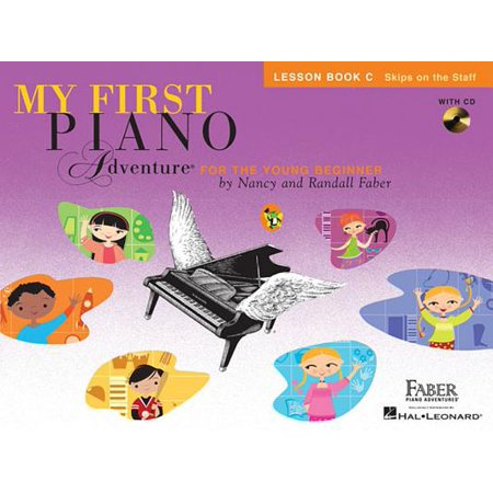 My First Piano Adventure, Lesson Book C, Skips on the Staff : For the Young Beginner](First Grade Halloween Reading Lessons)