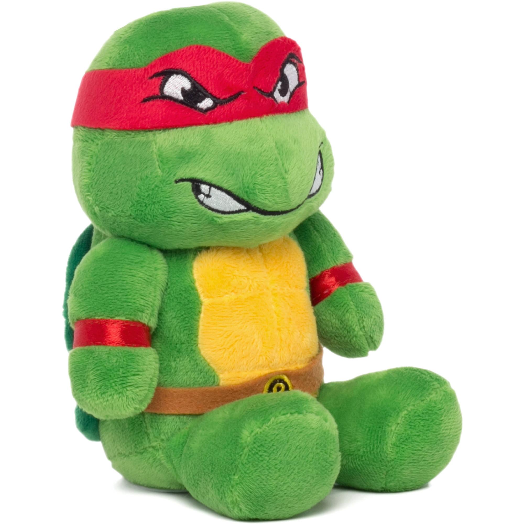 Teenage Mutant Ninja Turtle Plush Piggy Bank Walmart Inventory
