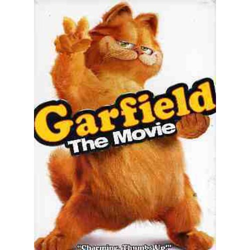GARFIELD THE MOVIE (DVD/RE-PKGD/WP)