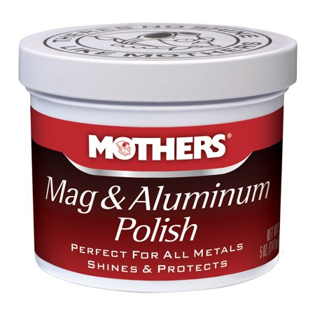 Mothers Mag & Aluminum Metal Polish, 5 oz (Best All In One Car Polish)