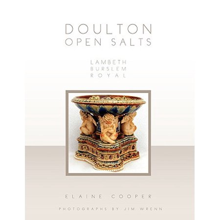 Doulton Open Salts Lambeth Burslem Royal ()