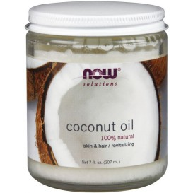 Now Coconut Oil 7 fl.oz.