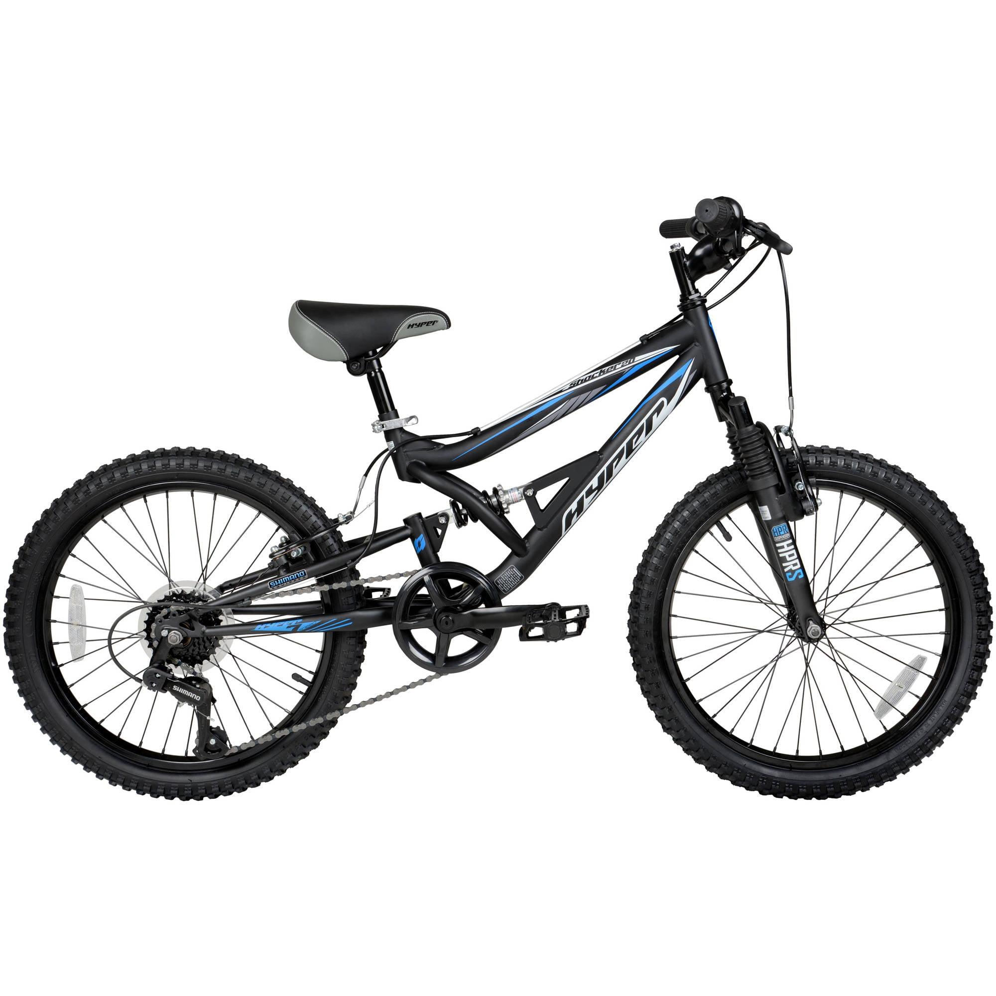 """20"""" Hyper Shocker Boys' Bike"""