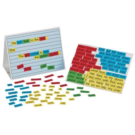 Smethport Tabletop Magnetic Sentence Builders