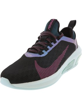 Nike Women's Air Max Fly Black / Laser Fuchsia Teal Tint Ankle-High Running - 6M