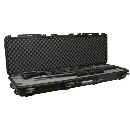 Plano Field Locker Double Long Mil Spec Hard Gun Case Walmartcom