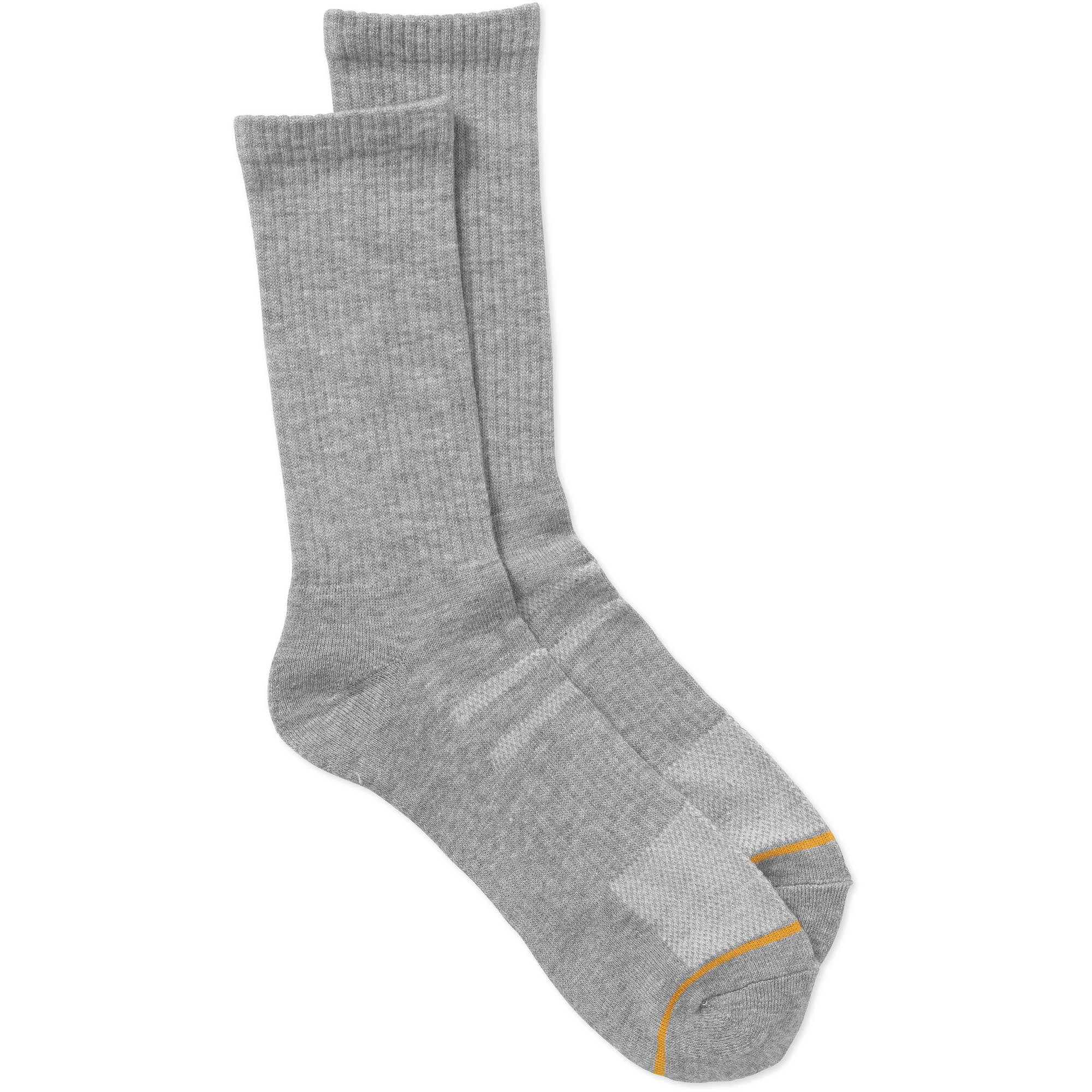 GT by Gold Toe All Day Comfort Rib Cushion Socks, 3-pack