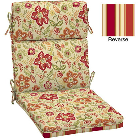 Better Homes and Gardens Dining Chair Outdoor Cushion ...
