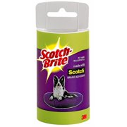Scotch-Brite Pet Hair Roller Refill 1 ea (Pack of 2)