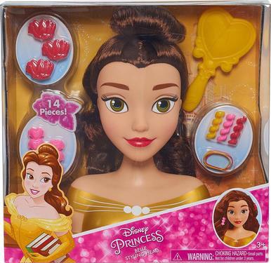 Disney Princess Basic Belle Styling Head - image 1 de 1