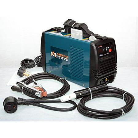 Amico 160 Amp Stick ARC DC Welder 110/230V Dual Voltage Welding