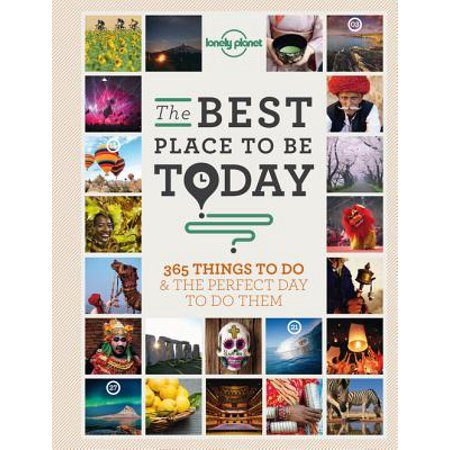 Best Place to be Today - eBook