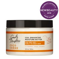 201f1b2a20 Product Image Carol's Daughter Coco Creme Paraben free Coil Enhancing  Moisture Butter, with Coconut Oil, for