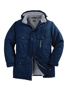 Boulder Creek Men's Big & Tall Boulder Creek Expedition Parka Coat