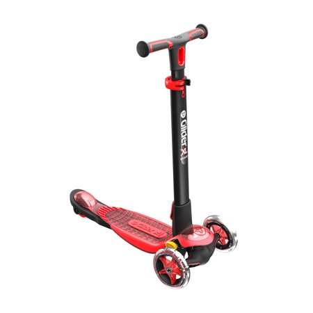 Yvolution Y Glider Xl Deluxe Kids Foldable Kick Scooter